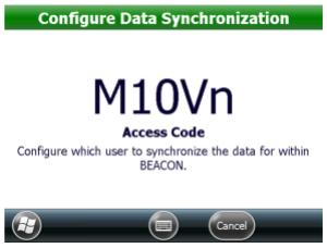 Trimble Access Code